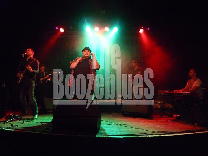 boozeblues Bühne02