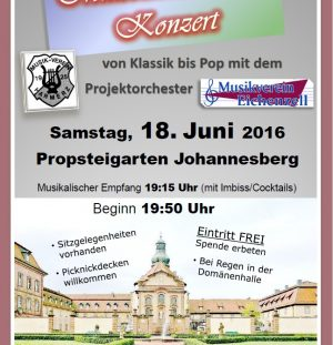 Mittsommernachts-Konzert 2016