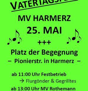 Vatertagsfest 2017