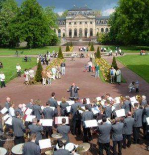 Pfingstsonntag im Schlossgarten