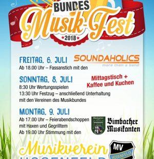Bundesmusikfest 2018