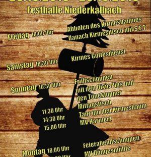 Kirmes Niederkalbach